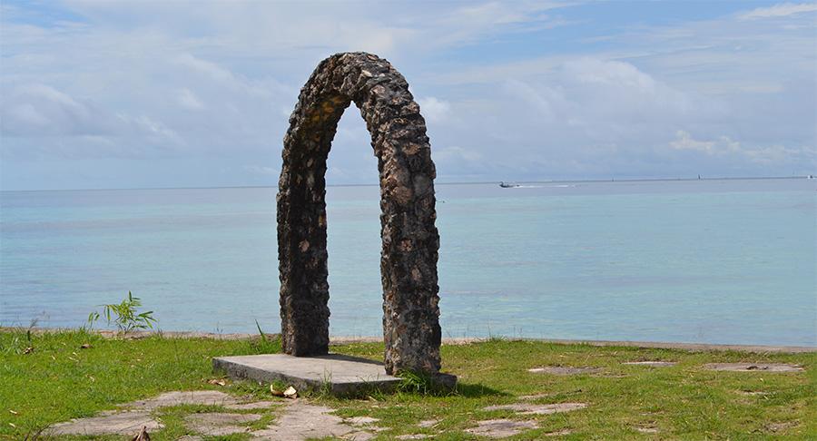 Palau-Arch